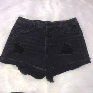 Black Shorts!⚡️